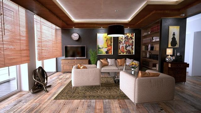una buona distribuzione degli spazi concorre a far salire il prezzo di una casa
